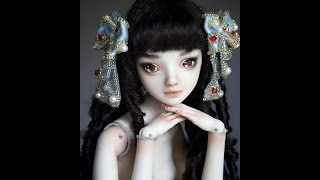 Авторские куклы ручной работы на выставке