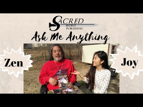 Ask Me Anything with Author Zen Garcia Episode 54