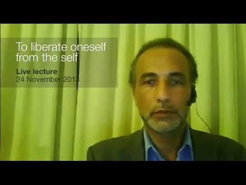To liberate oneself from the self | Live of 24th November 2013