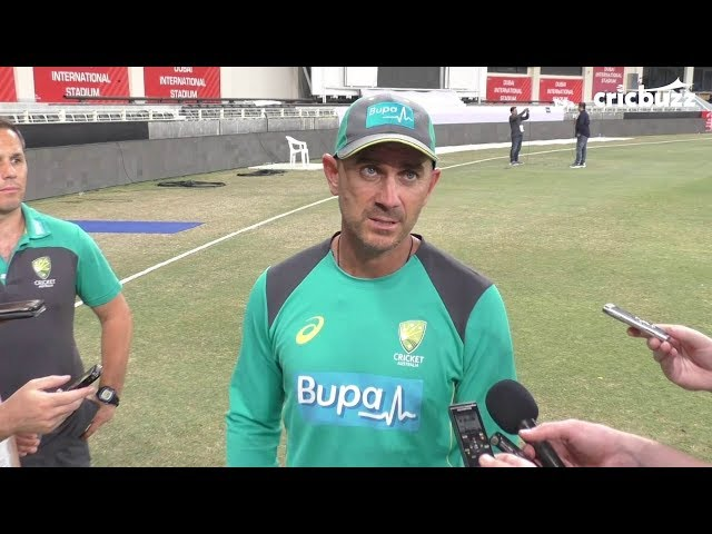 This is a group of 15 ripping Australian blokes hungry to do well - Justin Langer