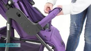 Прогулочная коляска 4 baby guido(http://annushka.by/detskie-tovary/progulochnaya-kolyaska-4baby-guido-detail Детская прогулочная коляска 4 baby guido. Система складывания - книжка., 2016-02-29T22:12:37.000Z)