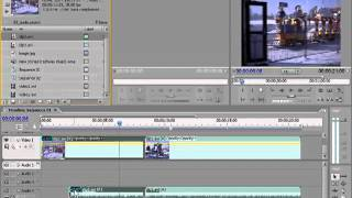 RADDAXRU Видео урок по Adobe Premiere Особенности монтажа звука