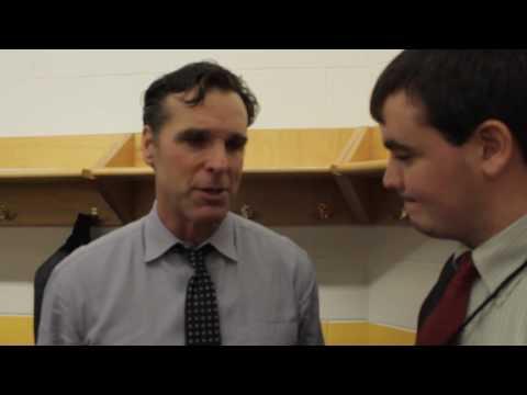BU Hockey - Coach Quinn Postgame (12/10/16 at Vermont)