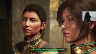 Shadow of the Tomb Raider #9 - Ukryte miasto [fabuła]