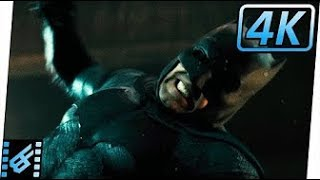 Batman v Superman Ultimate Edition Warehouse fight Scene 4K 60FPS