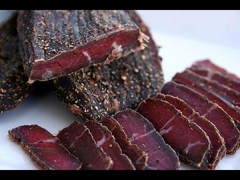 Рецепт вяленого мяса в домашних условиях ютуб 122