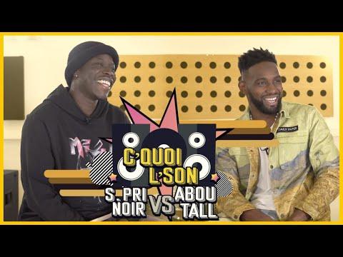 Youtube: C'Quoi l'Son: Abou Tall VS S.Pri Noir sur du Kaaris, Bande Organisée, Rohff, Dadju, JNR et Gazo