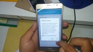Samsung SM G600FY On7 Google account frp bypass new solution 2016