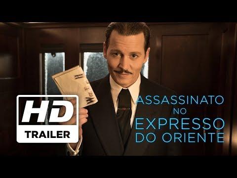 Assassinato no Expresso do Oriente | Trailer Oficial 2 | Legendado HD