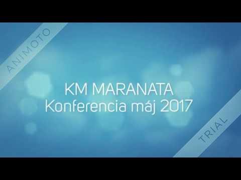 KM Maranata - Sveto Sál (audio) (Konferencia 2017 )