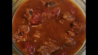 Ics Texas Red Chili Recipe