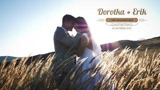 Dorotka a Erik - Svadobný videoklip