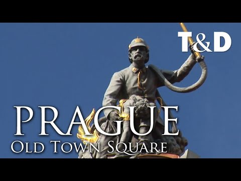 Prague Old Town City Guide: Old Town Square - Travel & Discover