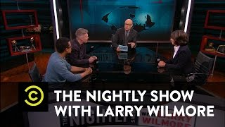 The Nightly Show - Dennis Hastert & Punishment for Sex Offenders
