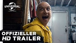 Split - Trailer german/deutsch HD