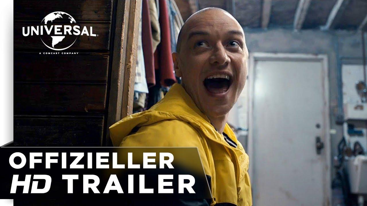 Split - Trailer german/deutsch HD