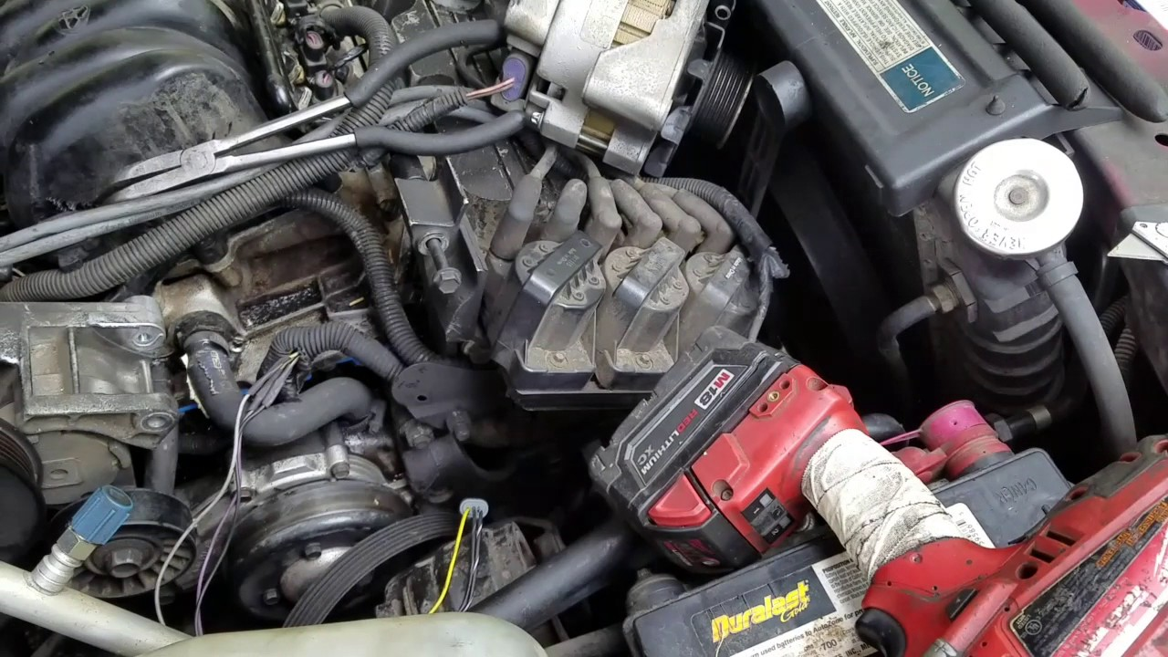 1993 Buick cam sensor issue resolved! Gm 3800 on