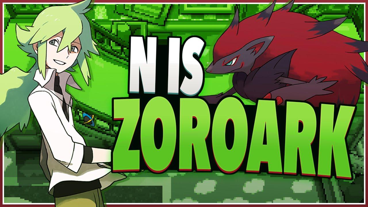 N Zoroark Theory Pokemon Theories - N i...