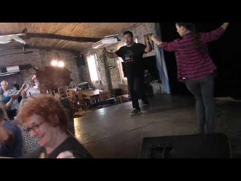 Don Silvano Estancia Folk Dance Lesson