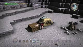 [PS4]드래곤 퀘스트 빌더즈: 아레프갈드여 부활하라 - 종장 라다톰 편 플레이(공략) 영상