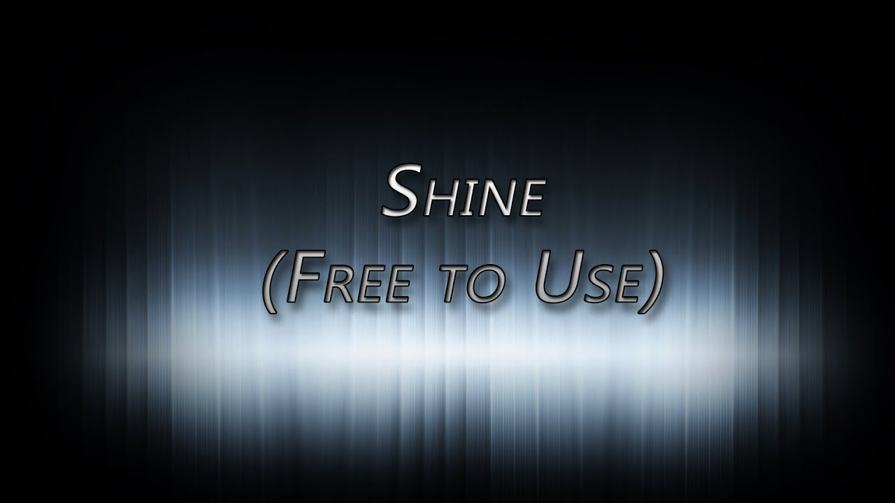 No Copyright Free Of Royalty Shine Free To Use