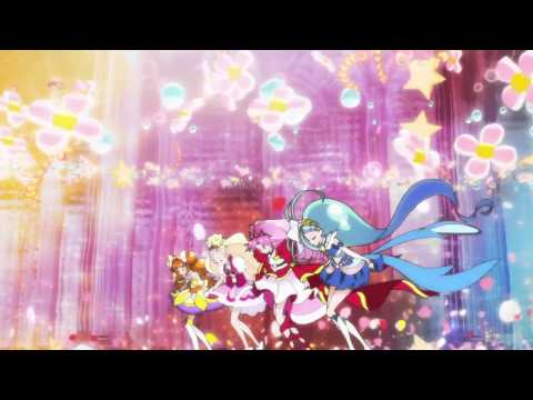 Go! Princess Pretty Cure - Group Transformation ②