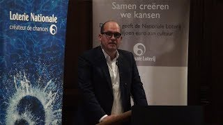 P. CLOSE, Burgemeester van Brussel-Stad - 2018-10