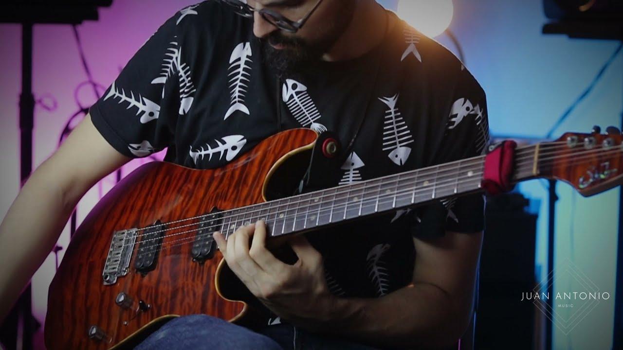 Epic Modern Progressive Rock Guitar Solo