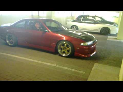 Procharged LS2 S14 200sx