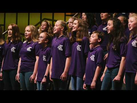 His Mercy Is More - New Irish Youth Choir