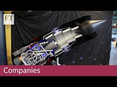 Engine could boost UK's space ambitions