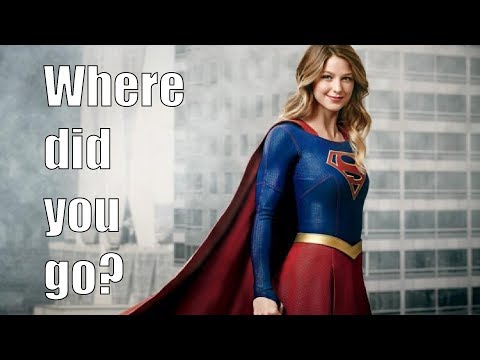 Where is the Earth 1 Supergirl?