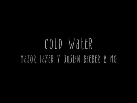 Justin Bieber - Cold Water Lyrics