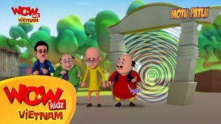 Motu Patlu Siêu Clip 24 - Hai Chàng Ngốc - Cartoon Movie - Cartoons For Children