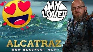 Treyarch Loves Blackout! New Alcatraz Map in Black Ops 4..