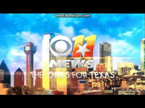 KTVT: CBS 11 News At 4:30am Open--02/15/15
