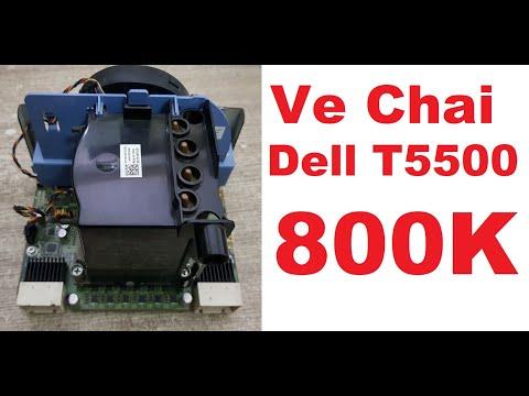 VE CHAI: Bỏ 800k mua máy trạm Dell T5500 Dual CPU và kết quả