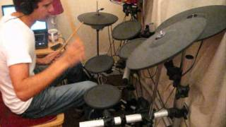 Tim Desmond Drum Cover - Phil Collins Dance Into The Light