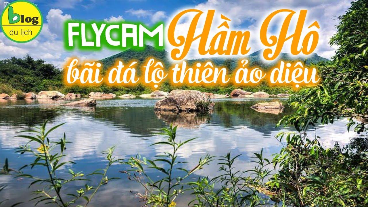 Flycam HẦM HÔ –  du lịch Quy Nhơn Bình Định độc nhất vô nhị