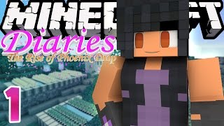 New World  | Minecraft Diaries [S1: Ep.1] Roleplay Adventure!