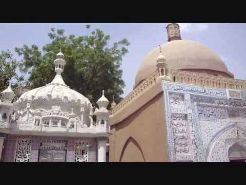 Shrine of Mian Muhammad Saleh Qadri Larkana
