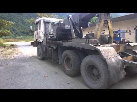 Kéo xe 70 tấn  0943116116 cứu hộ quảng ninh