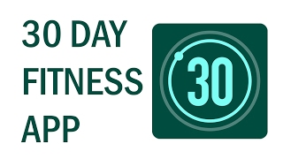 30 Day Fit Challenge Workout App Review