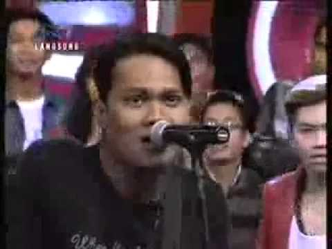 SMASH feat Last Child - Percayalah at Dahsyat (130213)