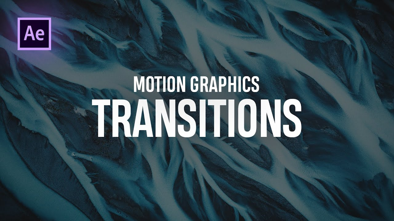 After Effects Tutorial : Animated Transitions - YouTube
