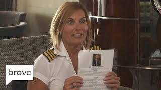 Below Deck Mediterranean: Conrad Empson Makes A Huge Mistake (Season 3, Episode 3) | Bravo