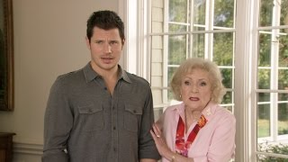 Nick Lachey helps Betty White create her own boy band! SUBSCRIBE HERE: http://bit.ly/2l55edX TWITTER: https://twitter.com/kineticcontent FACEBOOK: ...
