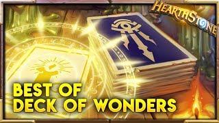 Best of Deck of Wonders | Hearthstone