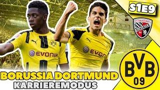 FIFA 17 KARRIEREMODUS BVB   HÖCHSTER SIEG DER KARRIERE!?   KARRIERE DEUTSCH S1E9