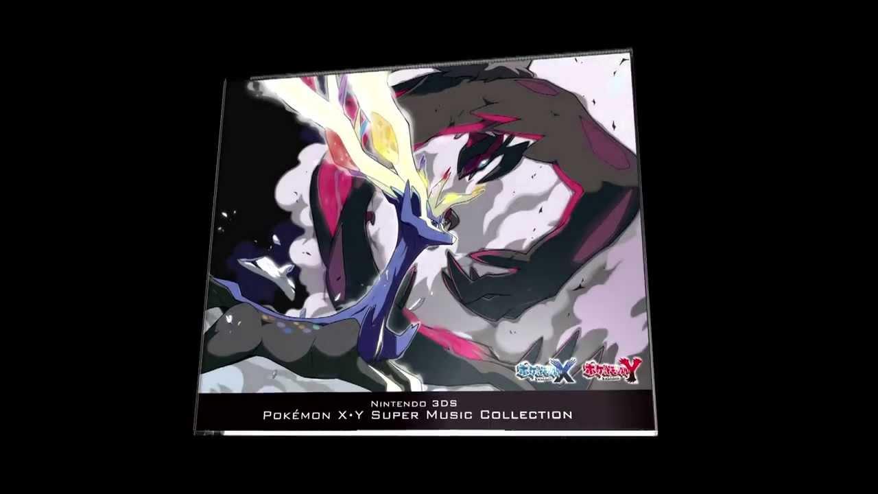 公式】『ポケモン x・y スーパーミュージックコレクション』 tvcm - youtube